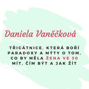 Daniela Vaněčková - BLOG